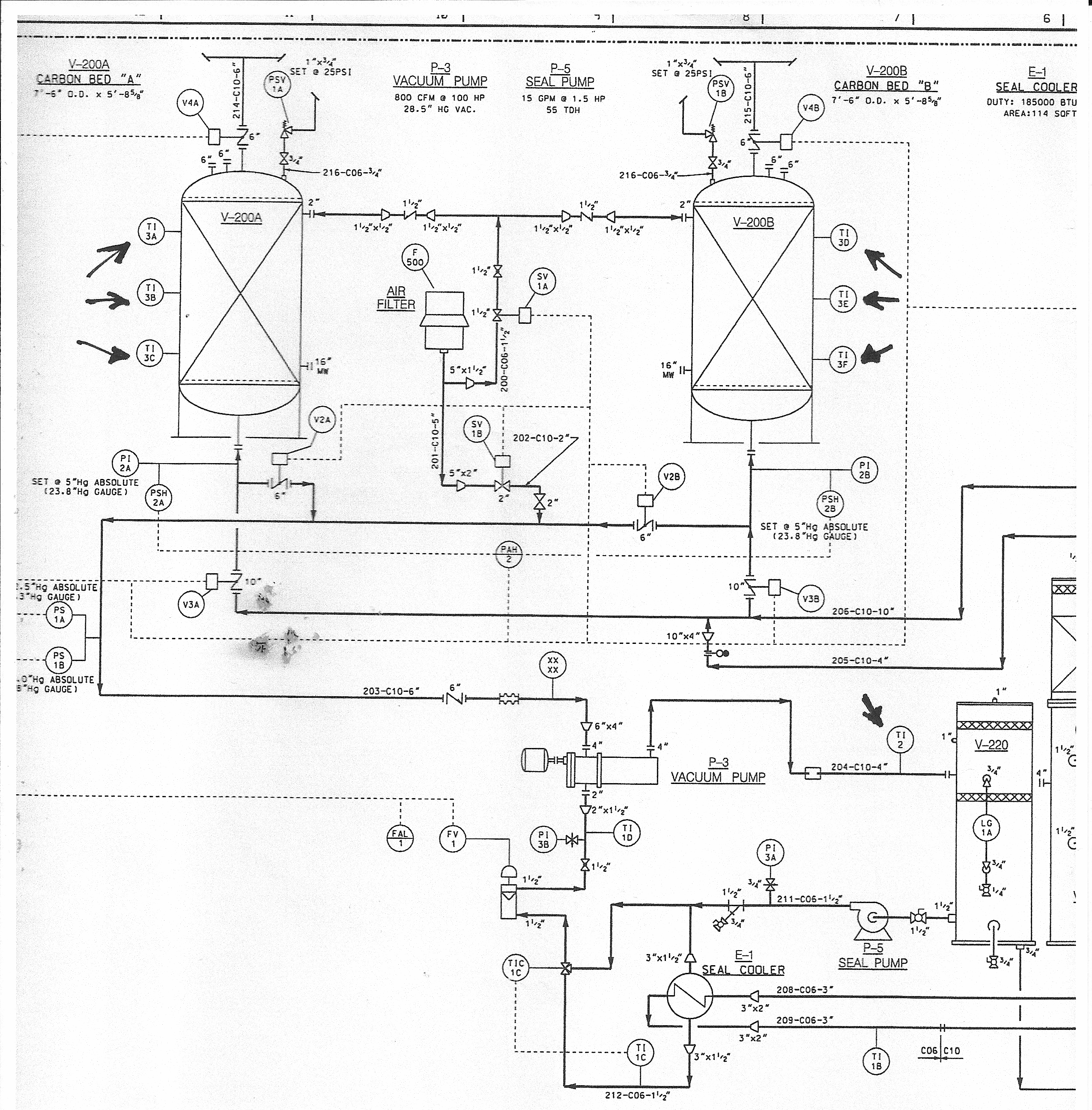 Fittings Pid Symbol likewise Pid Symbols Control Valve Assmbly Actuators also P Id Symbols Legend additionally Piping Schematic Valve Symbols further Pid Piping Instrumentation Data Not Drawing. on process instrumentation symbols